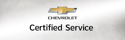 Purifoy Chevrolet Certified Service