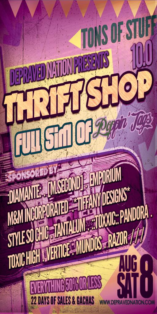 The Thrift Shop 10