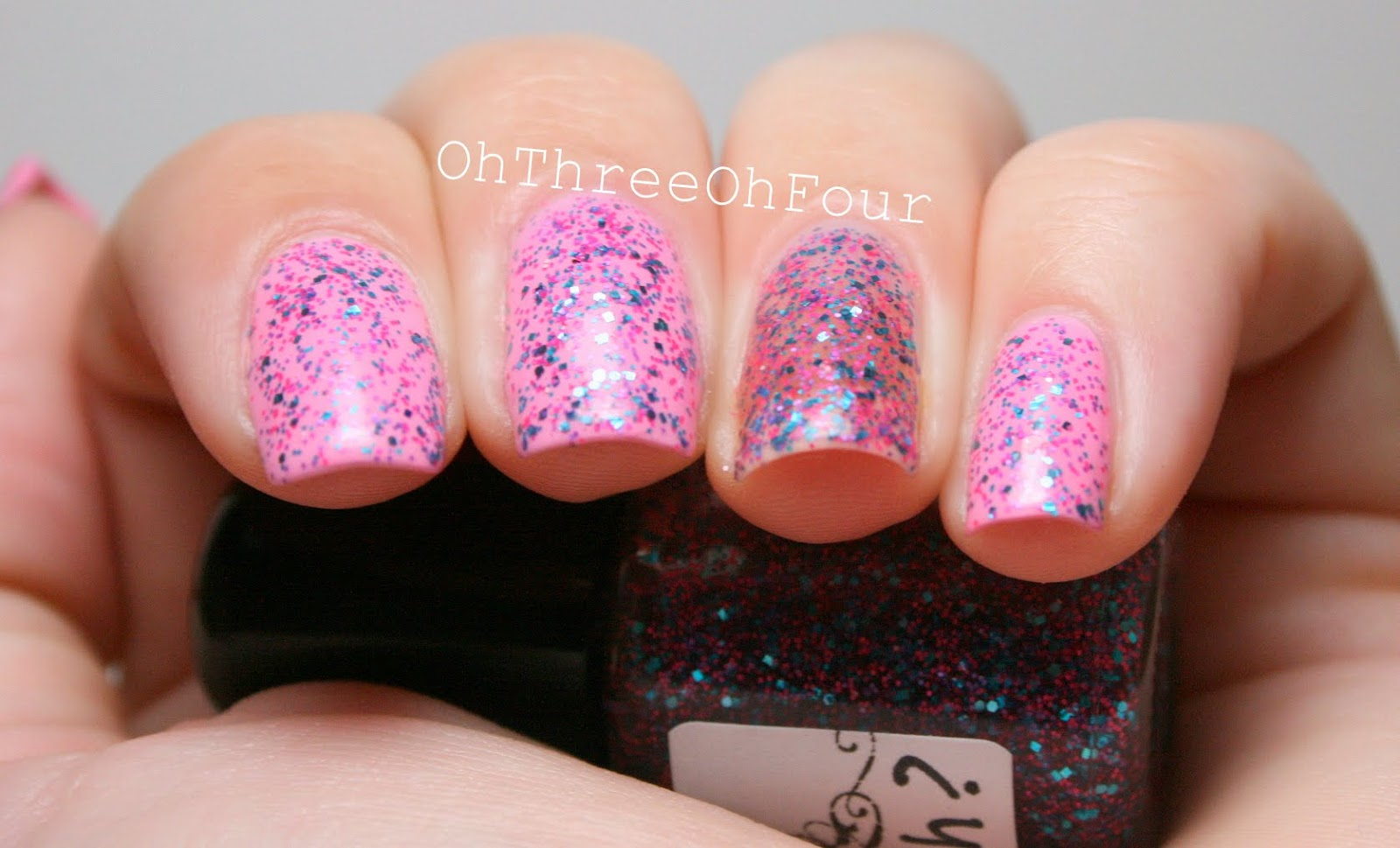 Oh Three Oh Four: Jindie Nails Oh, U Fancy, HUH? Review & Swatches