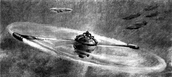 Elicottero A Reazione : Aquarian age ufo nazisti