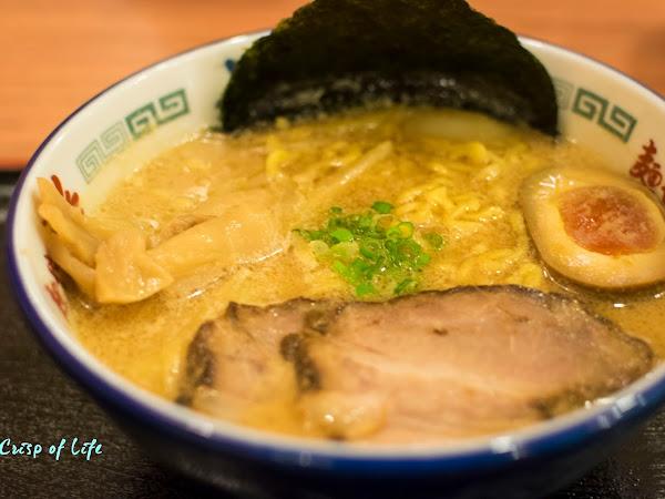 Menya Miyabi Hokkaido Ramen @ Queensbay Mall, Penang