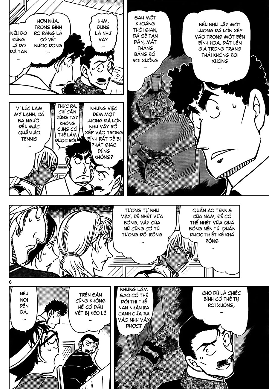 Thám Tử Lừng Danh Conan - Chapter 827 - Pic 7