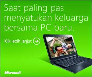 Satukan keluarga dengan PC baru
