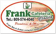 Frank Cafetería