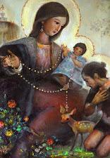 Cartel de los Cultos en honor a Ntra. Sra. del Rosario 2017