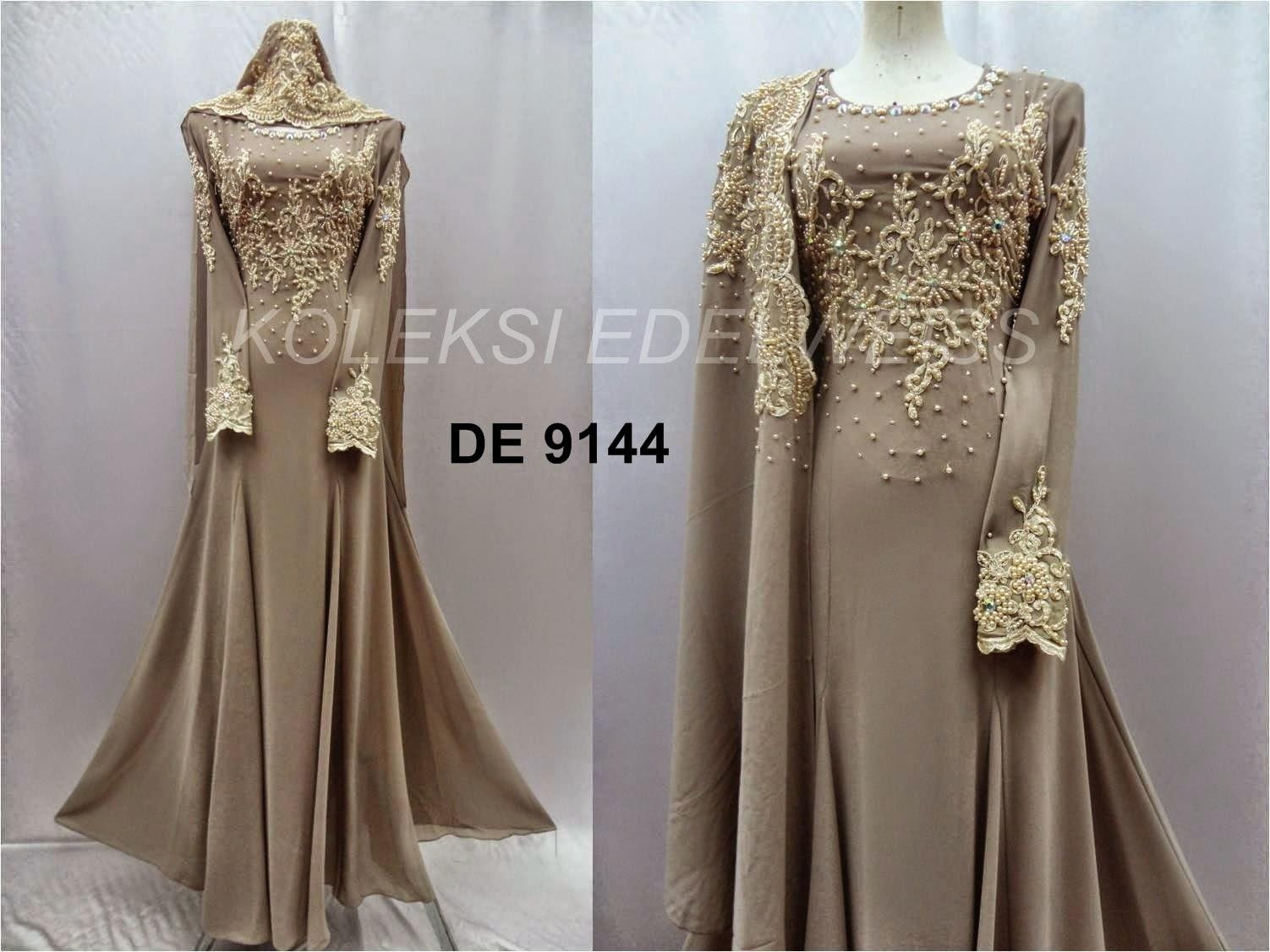 Dress Sofiya Dress Nikah dan Tunang 2015 Indah Bak Puteri