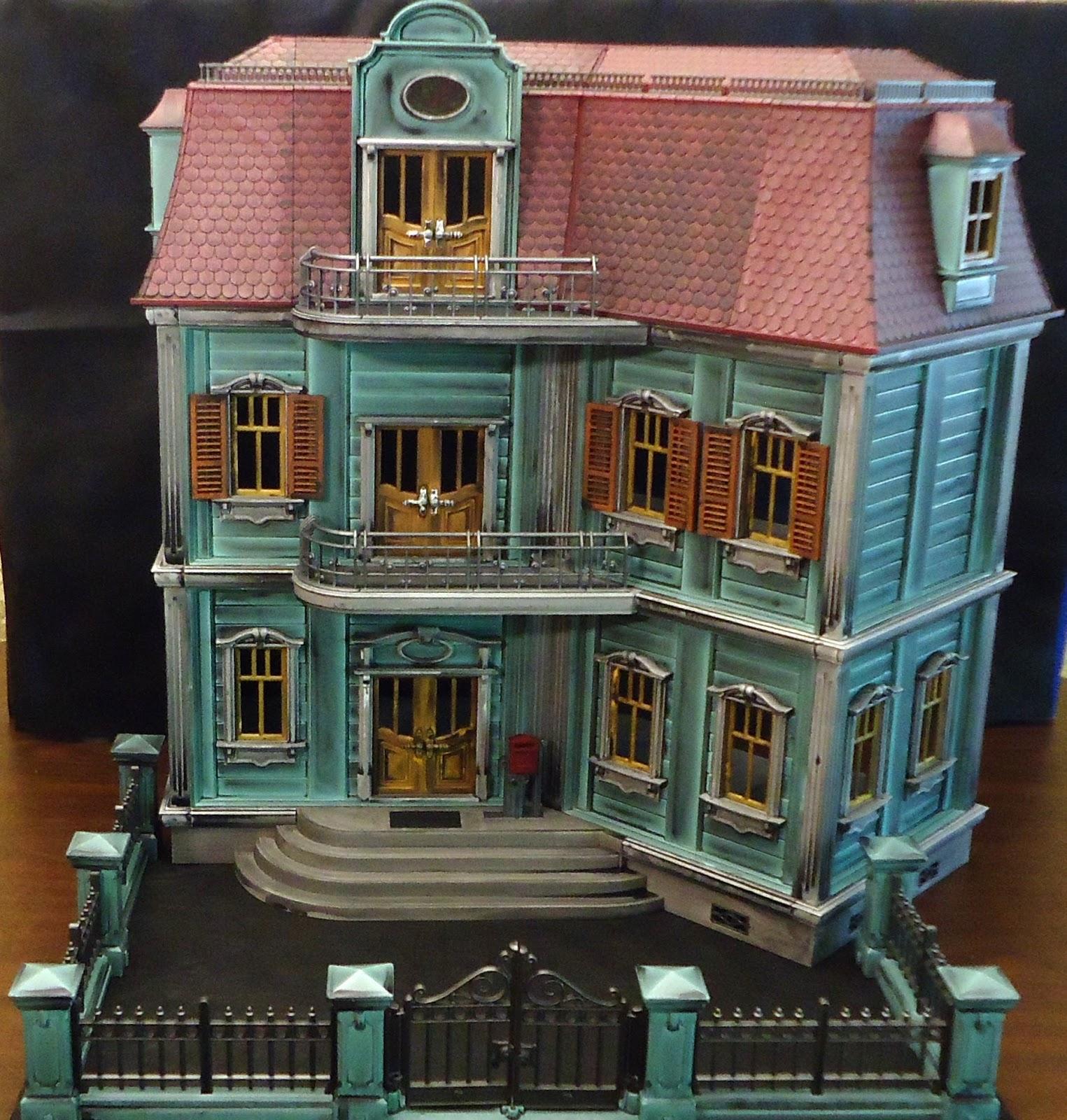 Custom playmobil for Custom mansions