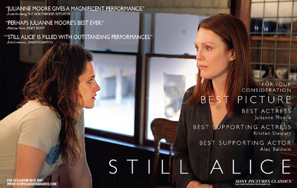 Info review Sinopsis film Still Alice (2015) Bioskop