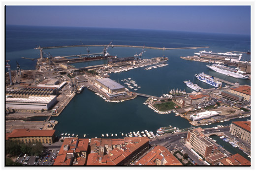 The port of Livorno is one of the major ports in Italy. Each year ...