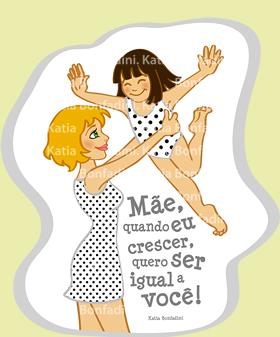 Ilustração vetorizada para o Brunch de Dia das Mães em maio