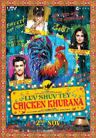Luv Shuv Tey Chicken Khurana 2012 720p BluRay Hindi