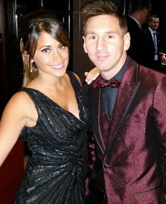 Lionel Messi & girlfriend Antonella Roccuzzo welcome 2nd son Unnamed