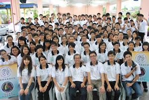 第六期卓越青年课程 8月/2012