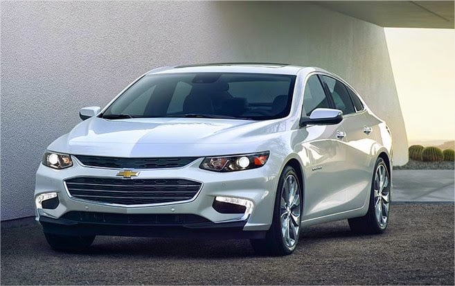 2016 chevy malibu reviews