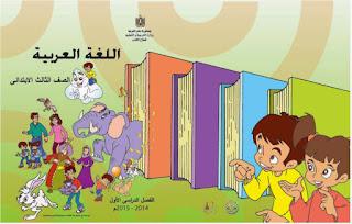 مراجعة ليلة الامتحان لغة عربية للصف الثالث الابتدائى 2016