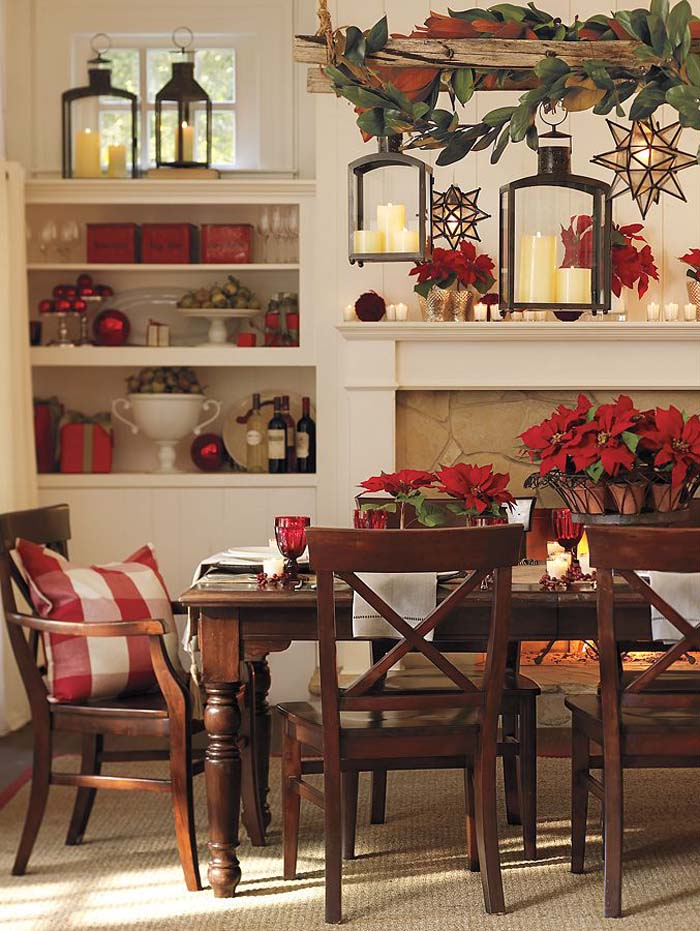 decoracao de natal para interiores de casas : decoracao de natal para interiores de casas:Decora Interi : Decoração de Natal para Salas