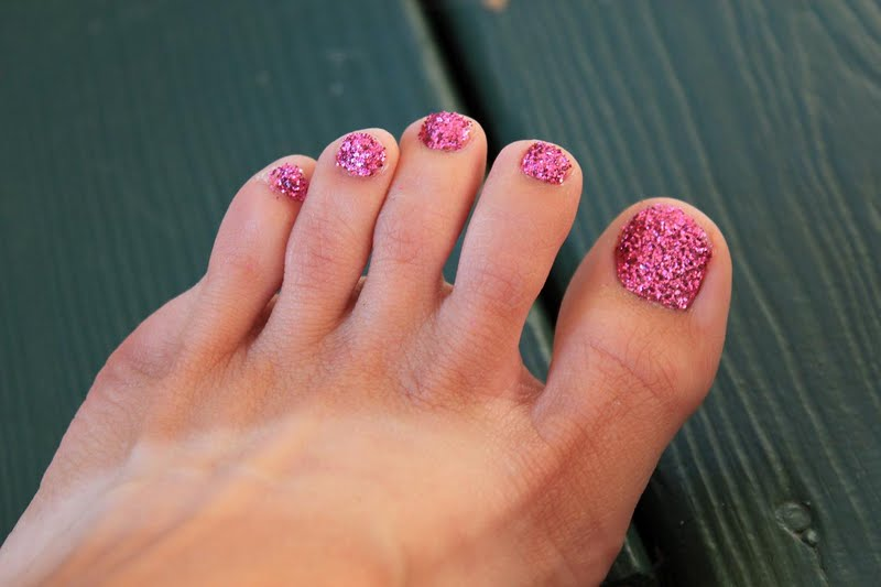 Glitter Toes Colors What Color Glitter Toes Will