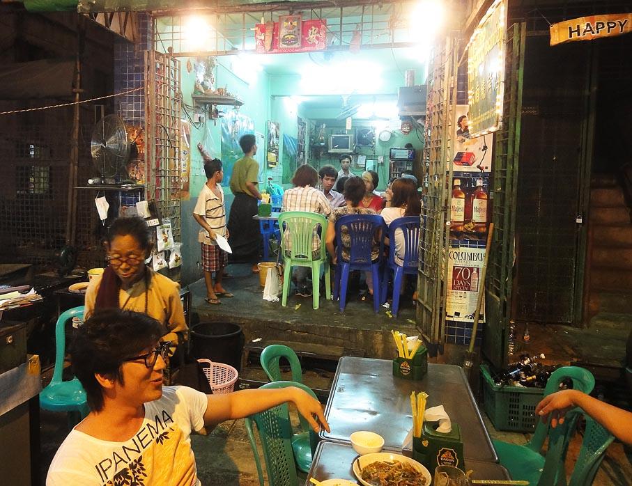 Online dating in myanmar