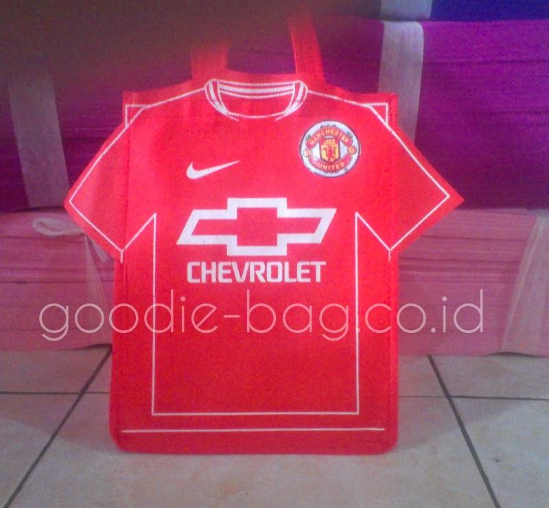 Tas Ulang Tahun Baju Bola Manchester United