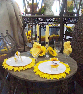 Summer Place Setting Photo
