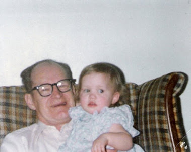 Grandpa and I!