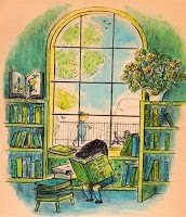 My Vintage Books Pinterest Board