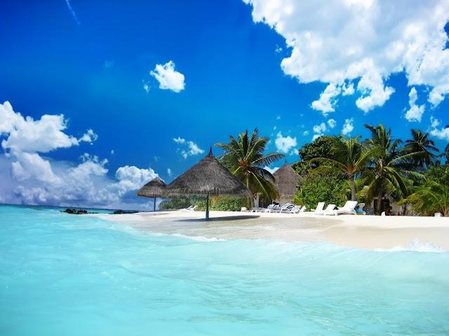 the bahamas beach