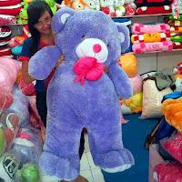 foto boneka teddy bear besar
