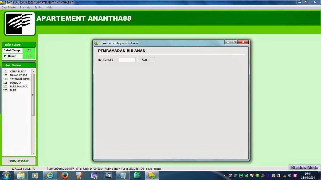 Anantha.blogspot.com: RHANSOFT SEWA KAMAR 6.1.6.1 FULL VERSION