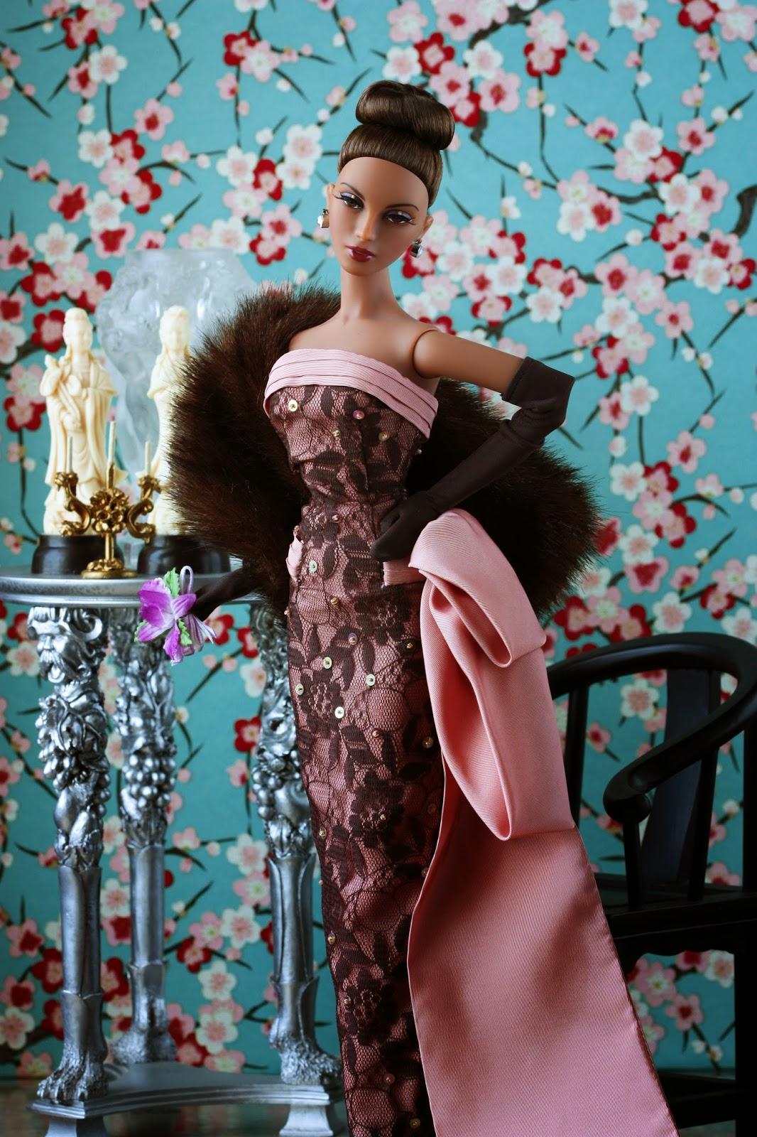 Dolldom Mood Violet