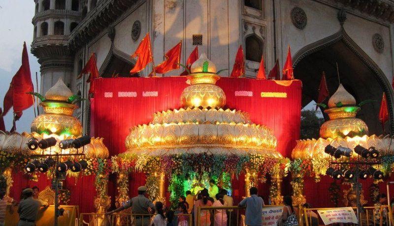 Facts Bhagya Lakshmi Temple Charminar