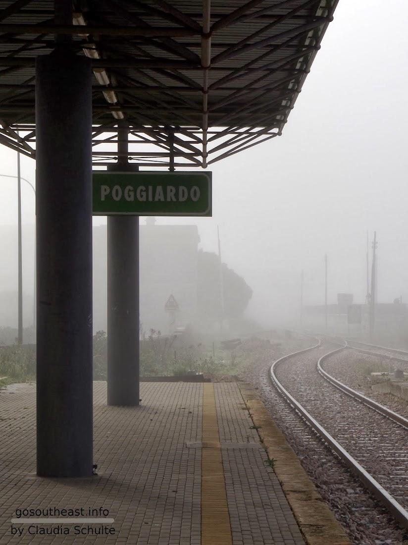 Bahnhof Poggiardo