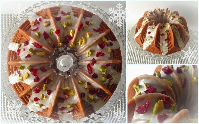 Cran-Apple Bundt