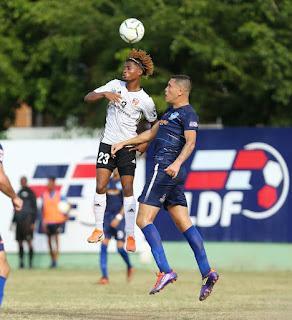 Cibao FC derrota a Atlántico FC y se va delante en la semifinal LDF