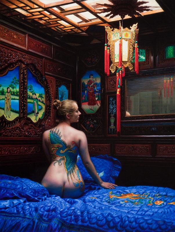 家 ( jiā ) caractère chinois Chine Nouvelle  - famille en chinois tatouage