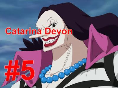 Catrina Devon