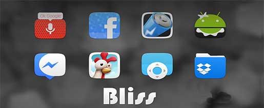 Bliss – Icon Pack Apk v1.1.0