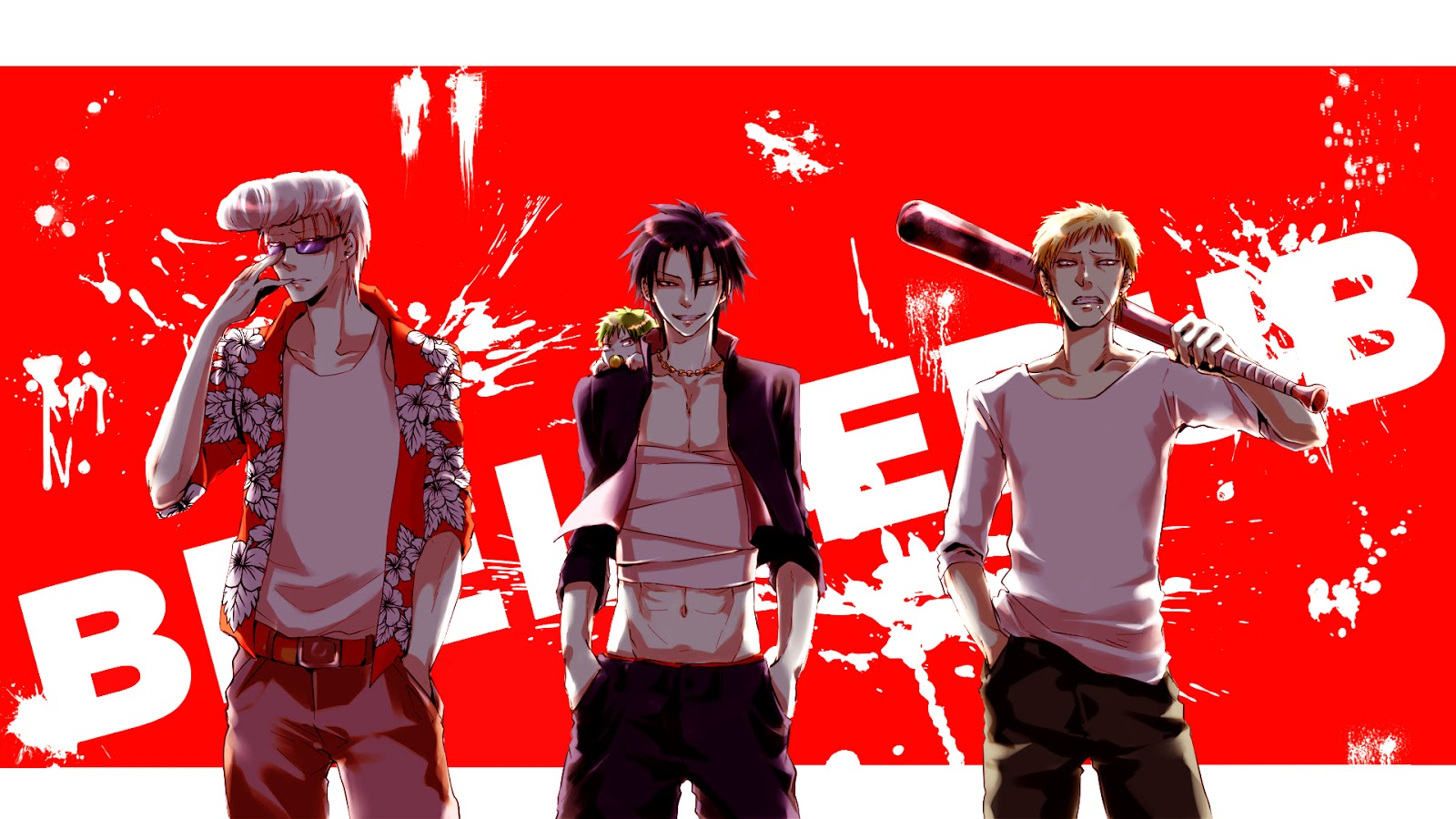 Simple Wallpaper Naruto Gangster - Beelzebub+2  Picture_77641.jpg