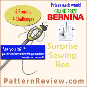 Surprise Sewing Bee