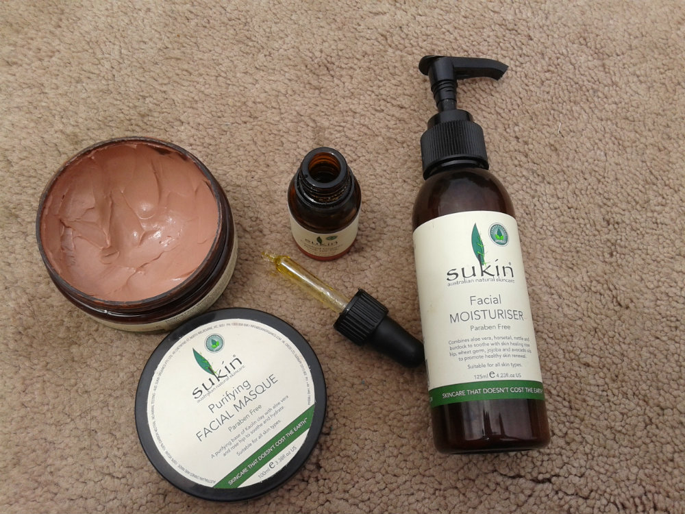 3 Step Detox Facial Routine