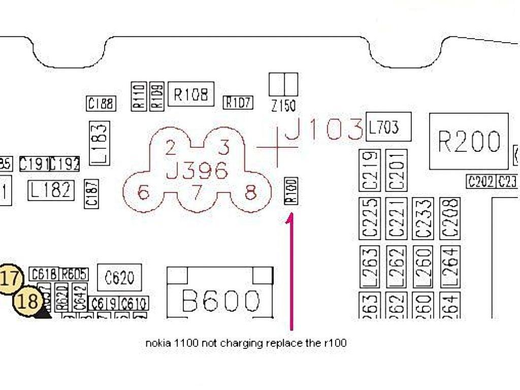 Circuit Diagram Nokia 1100 | Wiring Liry on