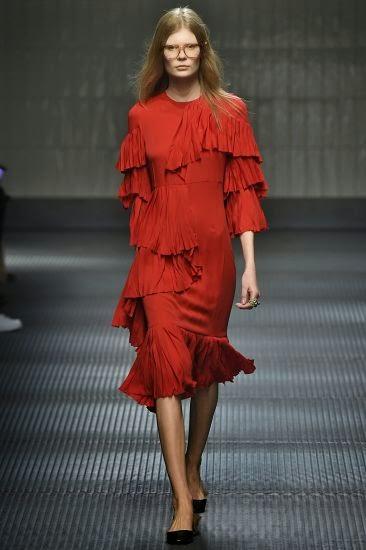 moda, inverno 2015, Gucci