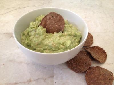 pan-asian avocado dip recipe