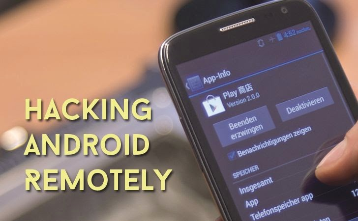 hackers can remotely install malware apps to your android