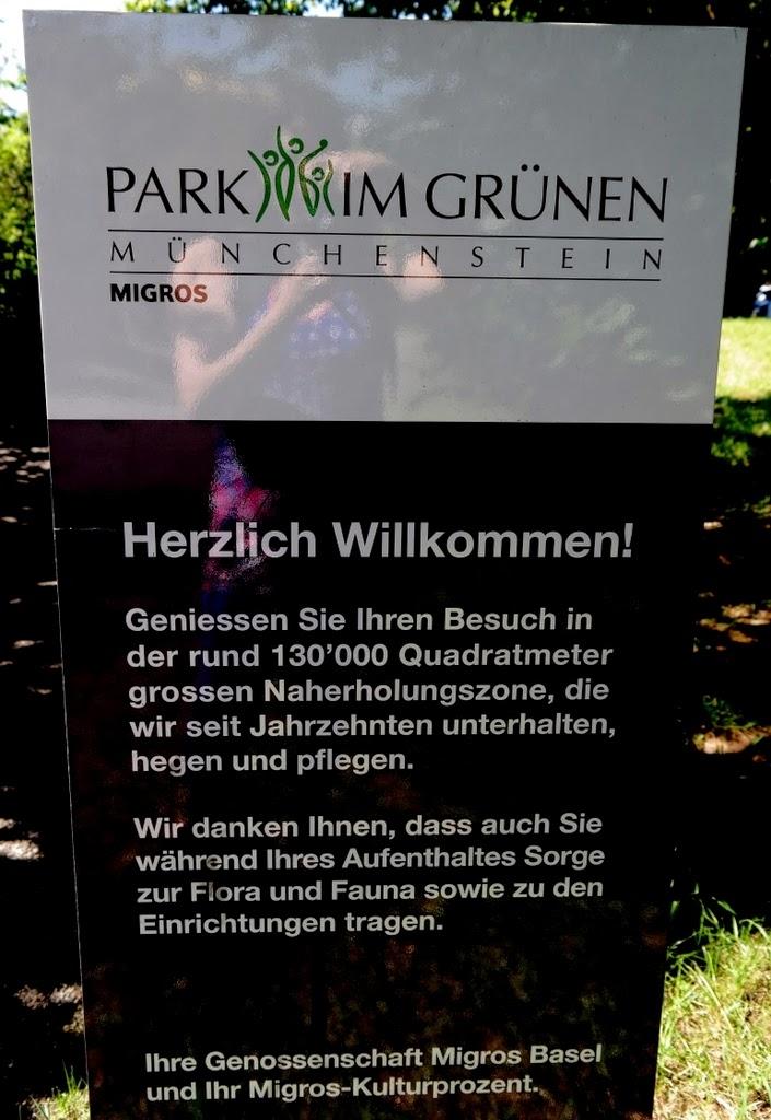 Park im Grünen - Basel Suíça