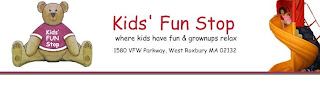 Kids Fun Stop Parent Talk Discount