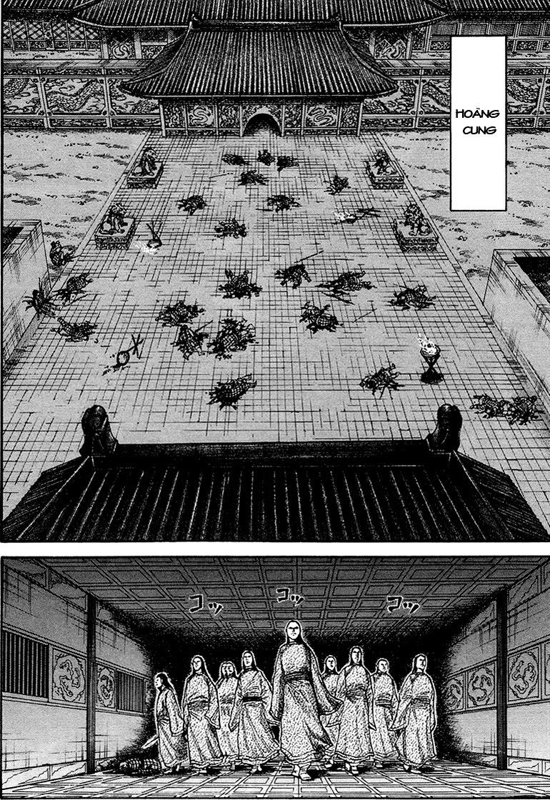 Kingdom – Vương Giả Thiên Hạ chap 83 Trang 16 - Mangak.info