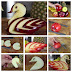 How to Make an Edible Apple Swan