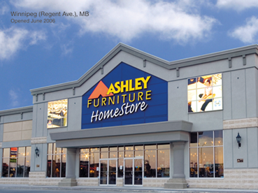 Ashley Furniture Shop