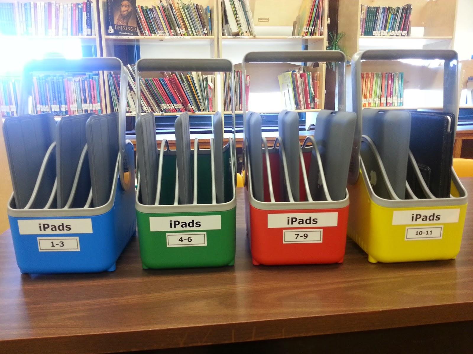 Ipads In Elementary Schools CPS REVITAL Lib...